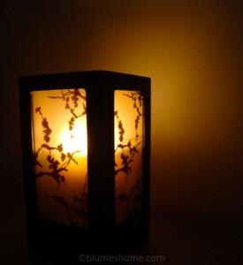 partylite lanterne sakura