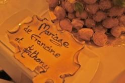 Mariage de Francine et Anthony