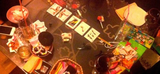 Poker entre filles