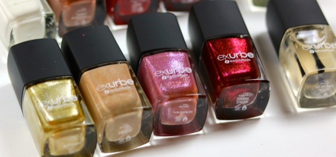 Exurbe Cosmetics – Vernis à ongles vegan et 5-free