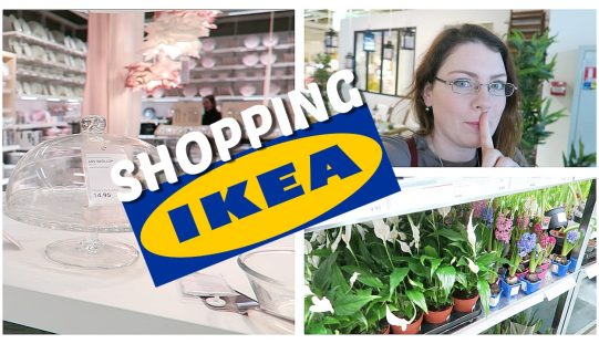 IKEA Shopping & Haul – Je vous embarque faire des achats chez IKEA