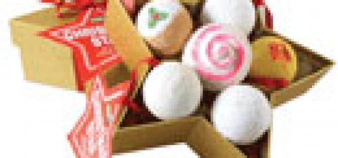 Lush – Les produits de Noël sont arrivés !