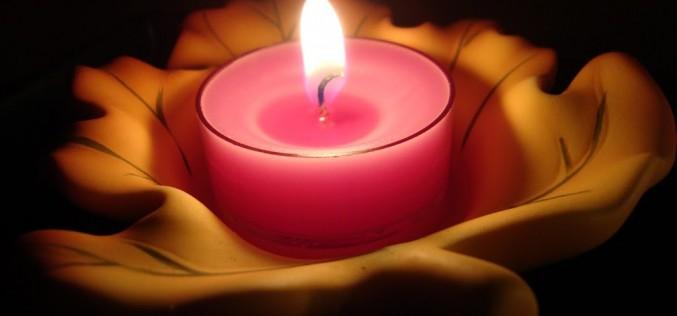Déco – Mes bougies d'Halloween