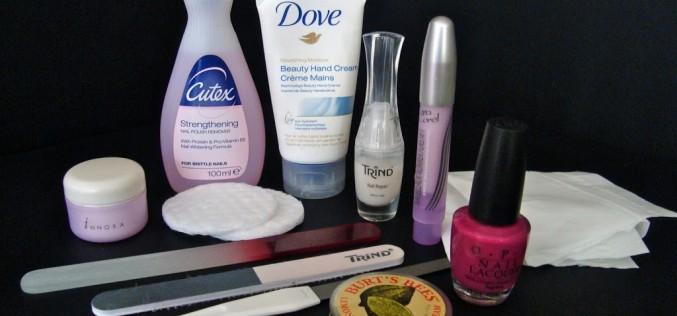 Beauté – Comment je prends soin de mes ongles