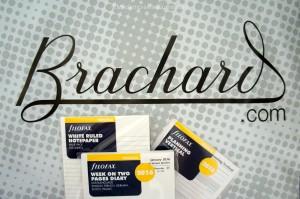 Brachard-Filofax