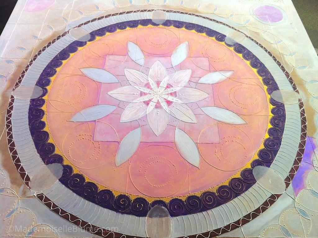 Mandala intuitif 8