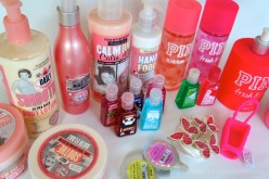 Commande V-inc : Victoria's Secret, Bath and Body Works, Hand & Glory
