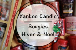 Vidéo Yankee Candle – Bougies d'Hiver et de Noël
