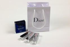Trois Rouges Dior Addict et un kit de luxe