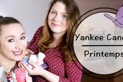 Vidéo Yankee Candle – Bougies de printemps