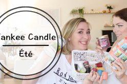 Vidéo Yankee Candle – Bougies parfumées d'été