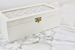 DIY Mariage – Coffret déco spécial mariage et ses petits souvenirs