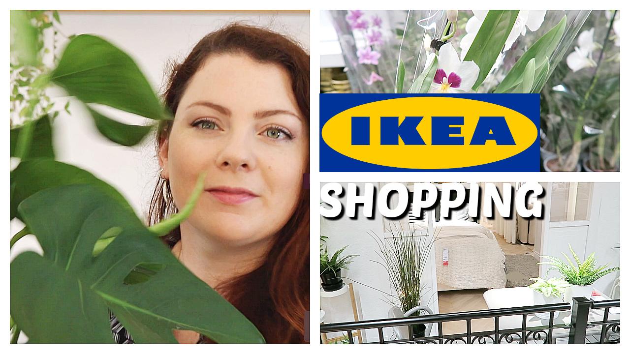 ikea shopping haul 2 je vous embarque faire des achats chez ikea. Black Bedroom Furniture Sets. Home Design Ideas