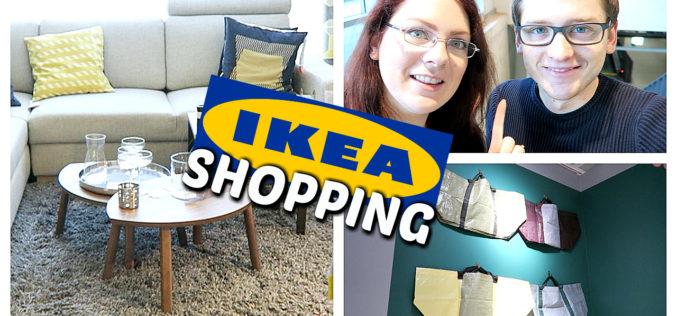 IKEA Shopping & Haul 4 – Virée shopping chez IKEA pour faire des achats avec Nico