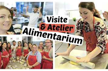Alimentarium – Visite gastronomique et Cours de Cuisine avec Philippe Ligron