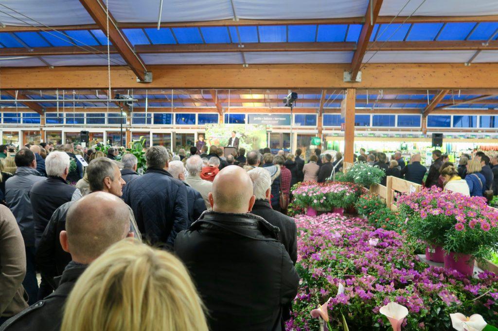 Botanic ville la grand inauguration3 - Cuisiniste ville la grand ...