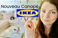 SHOPPING VLOG – Opération Canapé chez IKEA : choix, achat, livraison et montage | Canapé IKEA KIWIK