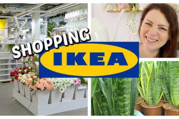 IKEA Shopping & Haul – Soldes, décoration, plantes d'intérieur et autres achats