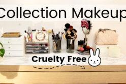 Cosmétiques Cruelty Free – Je vous montre ma collection de maquillage | Collection Makeup CF
