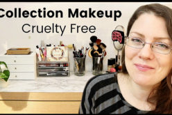 Cosmétiques Cruelty Free – Je vous montre ma collection de maquillage   Collection Makeup CF