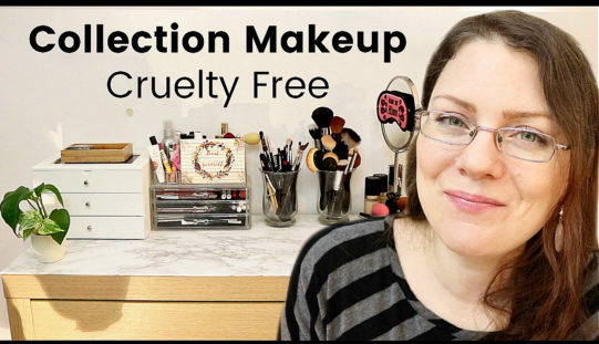 Cosmétiques Cruelty Free – Je vous montre ma collection de maquillage | Collection Makeup CF