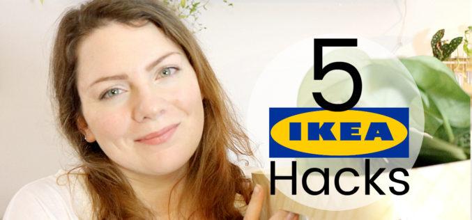 5 astuces IKEA spécial Plantes, serre, support & déco | Ikea Hacks for Plants #2