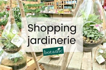 Shopping Jardinerie – Petit tour du dimanche pour mes plantes d'intérieur | Mes achats chez Botanic