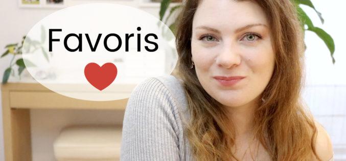 Mes petits Bonheurs et Favoris – Beauté, Bijoux, Livres, Série et Anti Douleur | Favoris de janvier