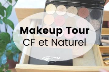Makeup bio – Je vous montre ma collection de maquillage | Cosmétiques naturels et cruelty free