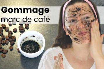 DIY – Comment faire un gommage au Marc de Café | Recette d'exfoliant maison