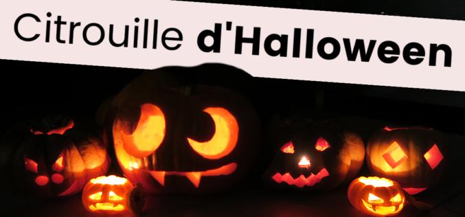 DIY – Comment faire une citrouille d'Halloween | Tuto halloween