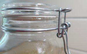 Bocal en fermentation